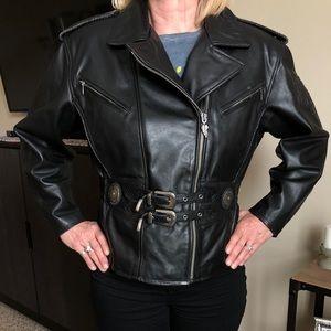 Harley Davidson Women's  Sierra Leather Jacket